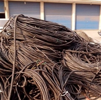 杭州电缆回收电缆线电力设备回收