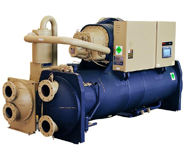 特灵中央空调RTHD水冷螺杆式冷水机组