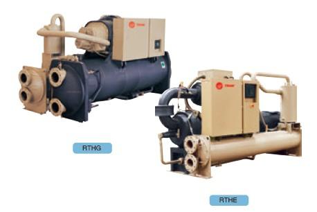 特灵中央空调RTHE/HG水冷螺杆式冷水机组