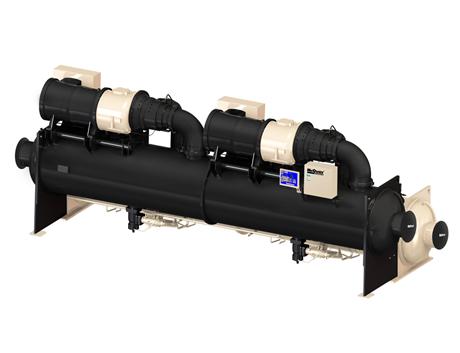 麦克维尔中央空调双压缩机离心式冷水机组