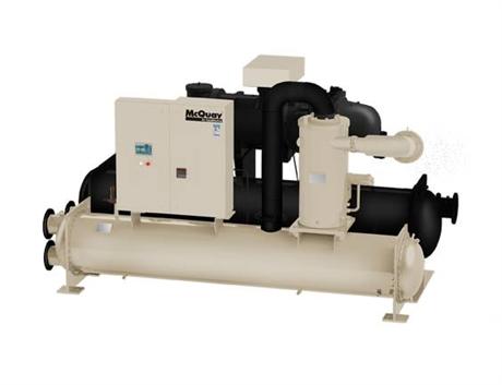 麦克维尔中央空调新一代单螺杆式冷水机组