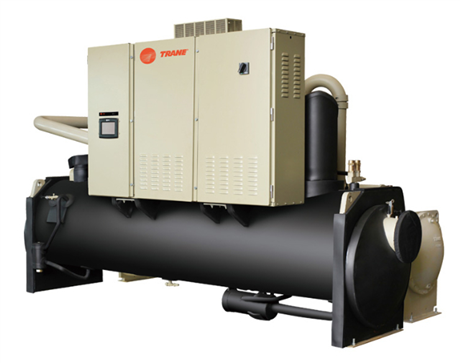 特灵中央空调RTHD AdaptiR水冷变频螺杆式冷水机组