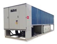 麦克维尔中央空调变频螺杆式风冷热泵机组