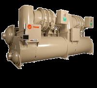 特灵中央空调CDHG三级压缩离心式冷水机组