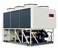 特灵中央空调RTXC螺杆式风冷热泵机组