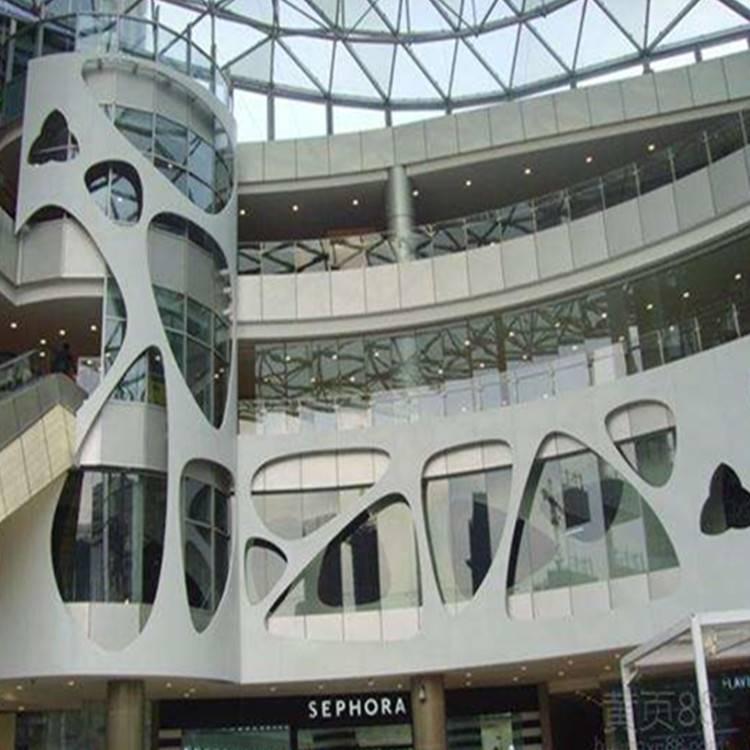 海南海口铝单板价格 氟碳铝单板幕墙 铝单板雕花厂家
