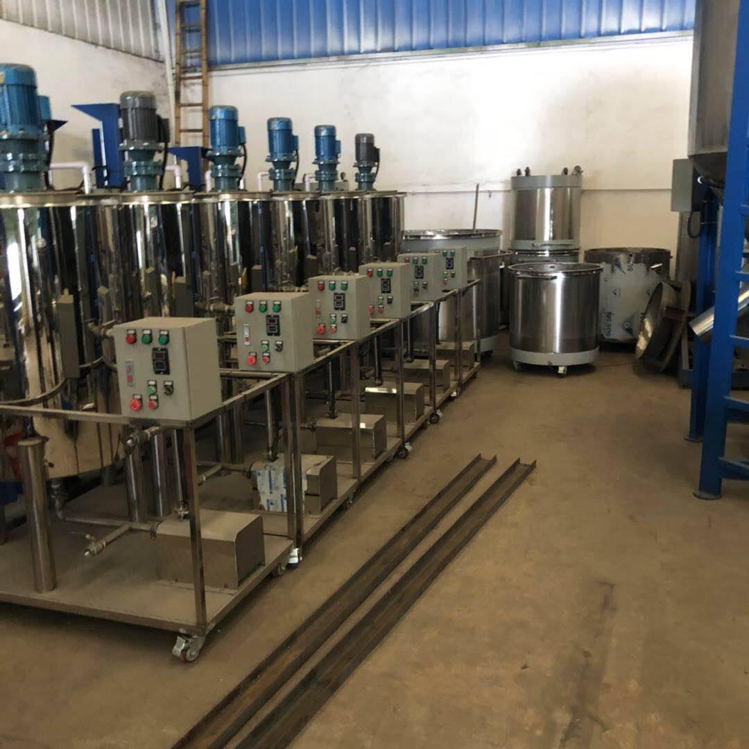 洗发水生产机器|洗发水生产设备