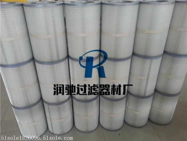 聚酯纤维粉尘滤筒价格
