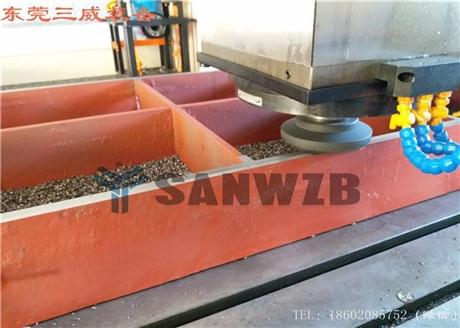 三威SWK28-101009 4000*2000三维铸铁平台质量与价格