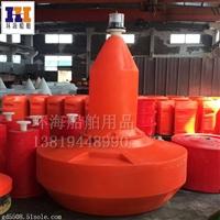张家港长江航道警示浮标 直径1.5米塑料浮标价格