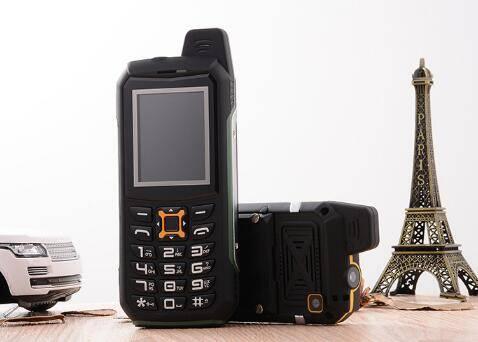 专业防水 2.0屏防爆电信双模双卡手机三防IP68井上下终端设备
