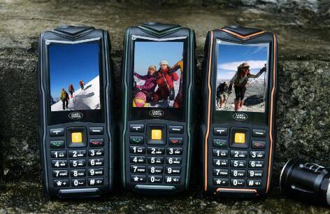 厂家直销三防手机电信双模三卡三网通充电宝防水功能机 10800毫安