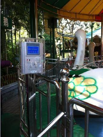 专业景区语音播报消费机、IC一卡通收费系统