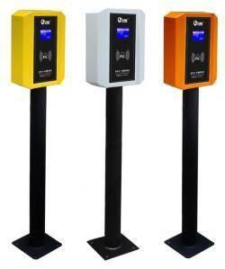西宁大型景区无线消费机、IC卡消费机安装