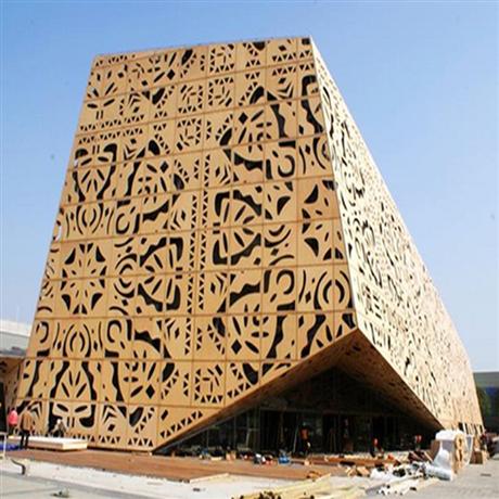 湖南湘潭铝单板厂家价格 氟碳铝单板雕花 铝单板外墙