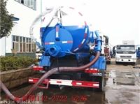 工业沼液运输车,清洗吸污车