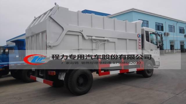 厢体材质:垃圾车可采用(碳钢,不锈钢,内部采取环氧树脂防腐处理)图片