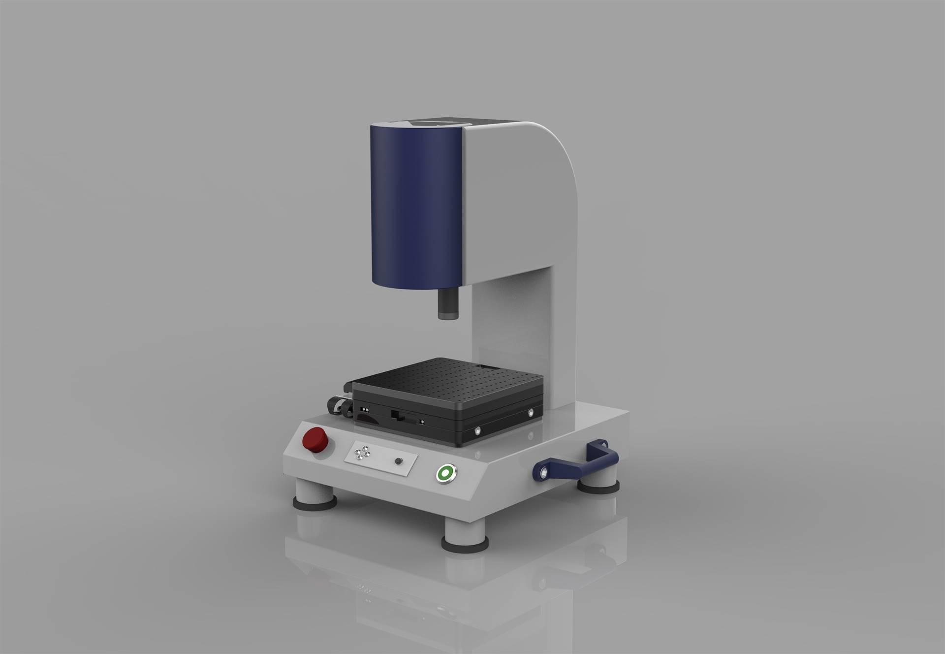光学表面轮廓仪-采用光谱共焦技术
