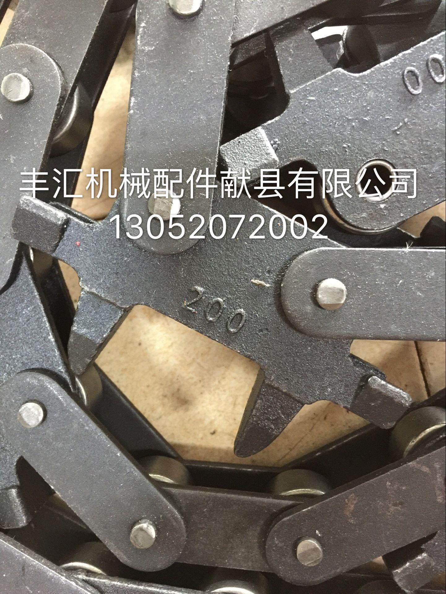 履带驱动链条 传动链 涂装流水线悬挂输线