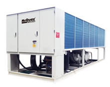 麦克维尔中央空调螺杆式风冷冷水/热泵机组