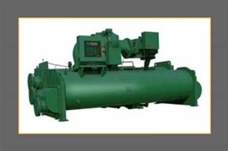 约克中央空调离心式水冷冷水机组YK系列