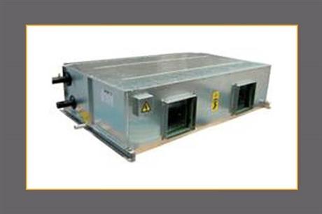 约克中央空调吊顶式空气处理机组YAH