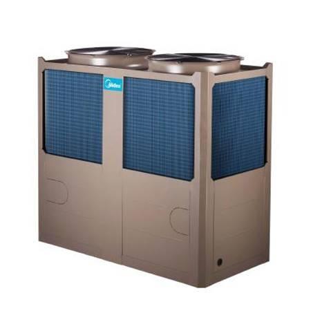 美的中央空调风冷热泵模块机组