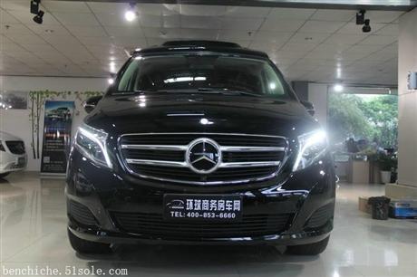 2018款奔驰V260商务车上海奔驰商务车4S店