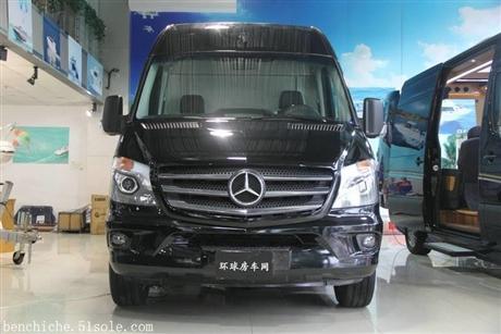 奔驰斯宾特商务车上海奔驰商务车4S店