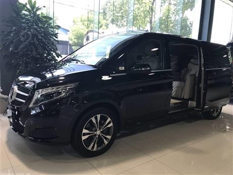 新款奔驰商务车V260,上海奔驰商务车4S店