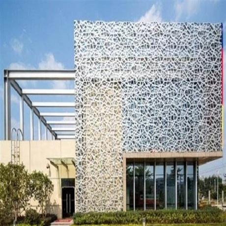 湖南张家界铝单板厂家价格 氟碳铝单板幕墙 铝单板窗花