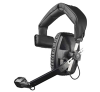 拜亚动力DT 108封闭式动圈耳麦 beyerdynamic 单耳专业耳机