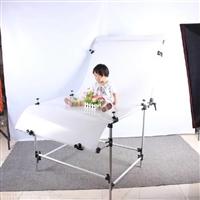 攝影器材1*2m淘寶大型產品靜物拍攝台-珠寶倒影台組裝方便可拆卸