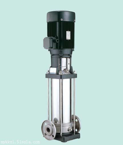 不锈钢立式多级泵价格及优势