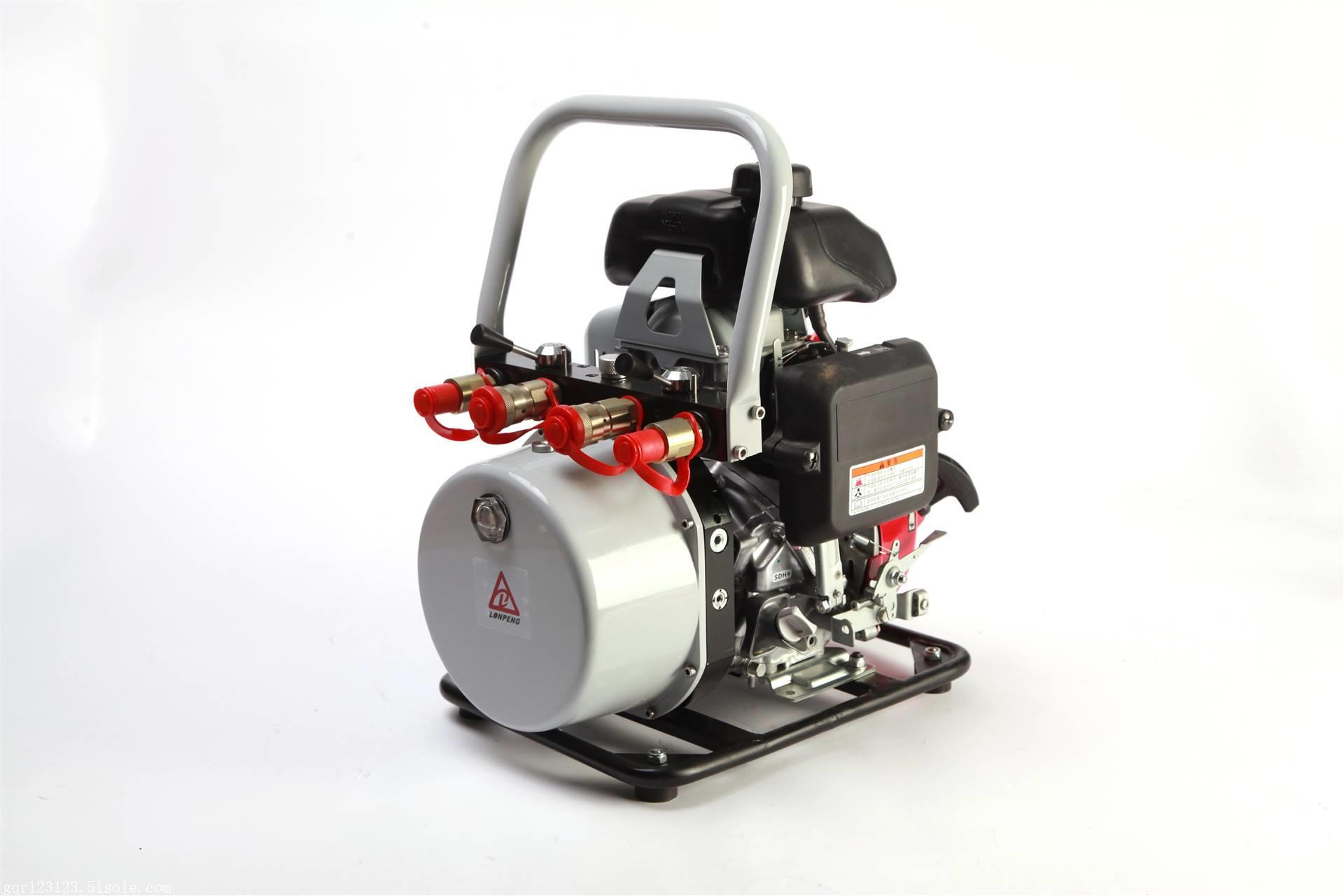 厂家生产双输出液压机动泵图片