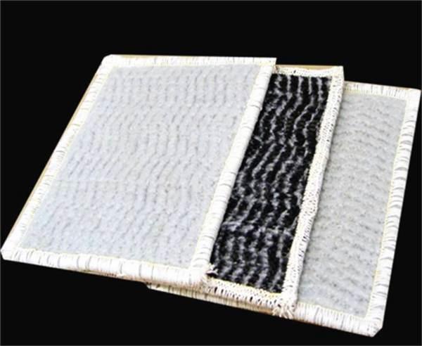 昆明膨润土防水毯4kg到5.5kg规格批发价多少钱