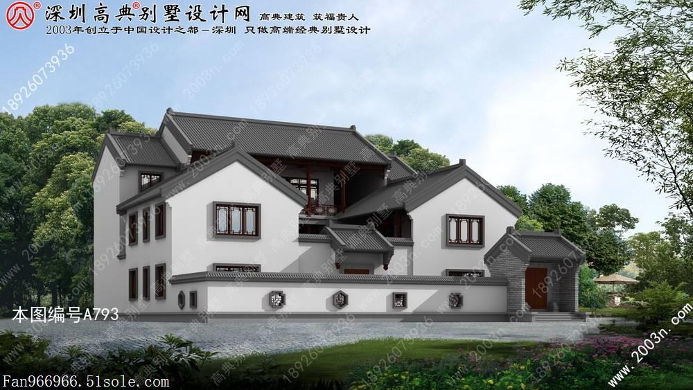 首页 深圳高典建筑设计有限公司 新闻资讯 欧式农村别墅设计图