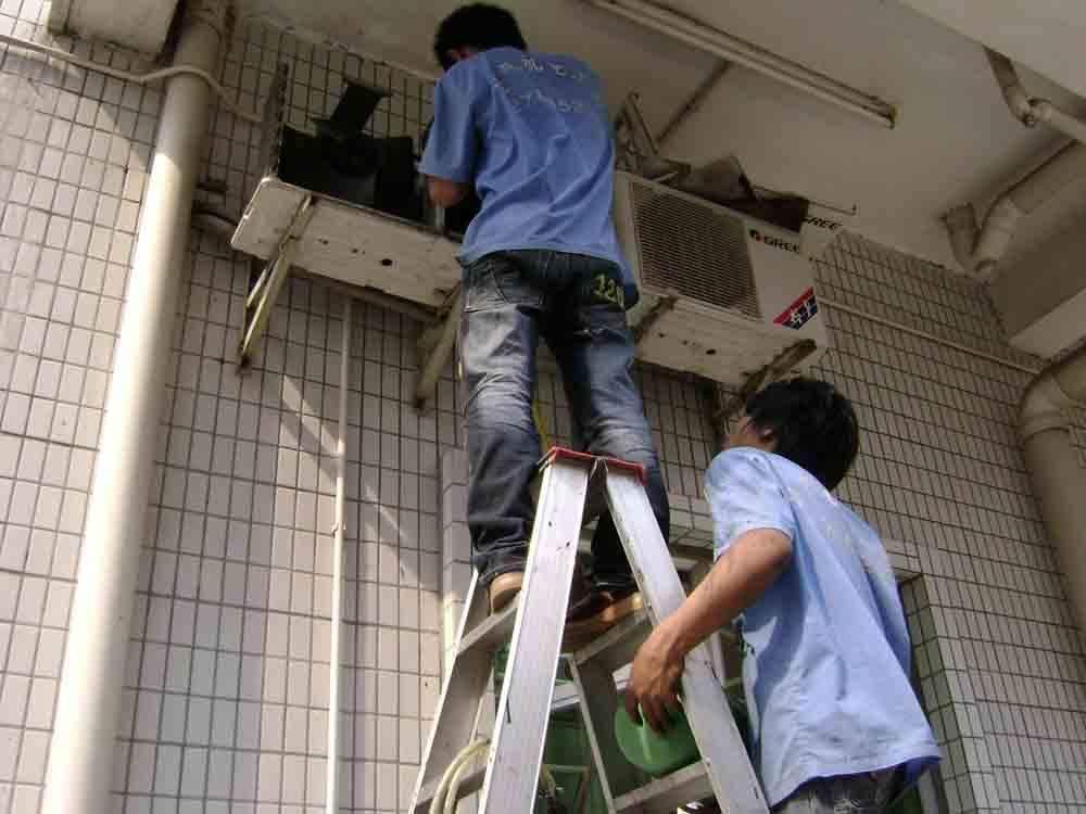 深圳空调专业维修价格 深圳空调维修公司 365居家无忧