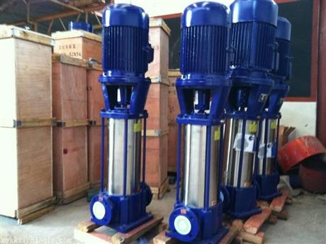 锅炉补水立式多级离心泵厂家