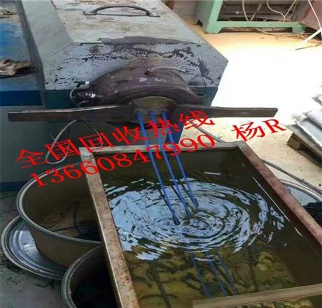广州黄埔区FEP透明管F46机头料回收电话