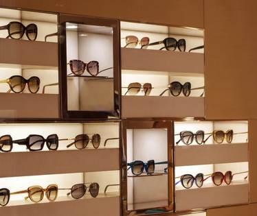 中山创先眼镜柜定做,眼柜柜工厂,专业眼镜柜厂家