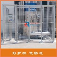 合肥配套设备安全防护栏 工业设备安全围栏 按图纸加工设备安全