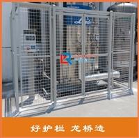 徐州高质量机器人安全防护栏 徐州工业机器人安全防护网 龙桥护栏