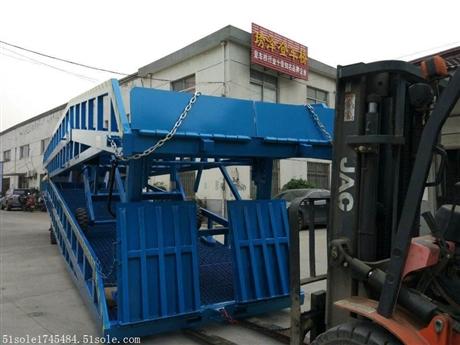 移动式装卸平台 集装箱登车桥多少钱