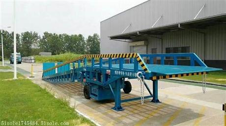 液压装卸平台 固定集装箱登车桥价格