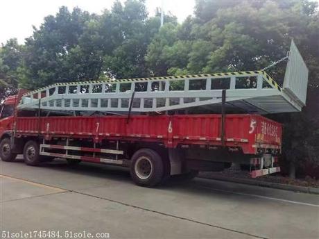 集装箱登车桥价格 便携式卸货平台