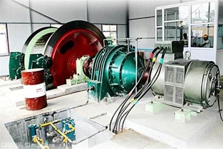 JTP型矿用提升绞车矿井提升机 提升机 矿井提升机型号2JK-2.5米*1
