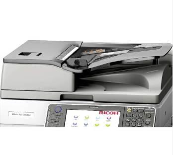 深圳龙岗理光2011sp彩色复印机 打印复印扫描一体机