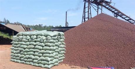 轻质黏土陶粒,全国均可发货厂家热线: