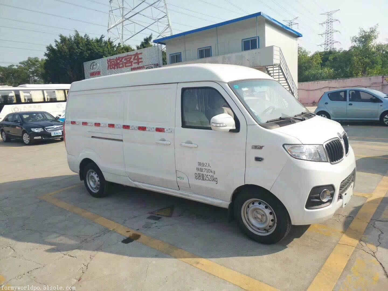 广州纯电动货车出租 4.2米厢式货车出租 纯电动
